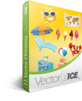 cheap Summer Vector Pack - VectorVice