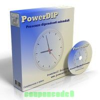 PowerDIP Professional – Gestione presenze discount coupon