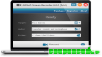 Gilisoft Screen Recorder Pro – 3 PC / Liftetime free update discount coupon