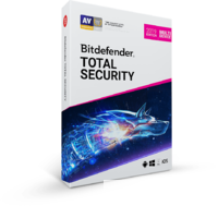 Bitdefender Total Security Multi-Device 2019 (1 Year 3 Devices) at US$33.00 (Promo) discount coupon