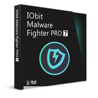 IObit Malware Fighter 7 PRO (3 PCs / 1 Year) discount coupon