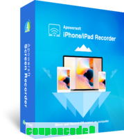 Apowersoft iPhone/iPad Recorder Family License (Lifetime) discount coupon
