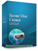 Gilisoft Secure Disc Creator Command-line  Version  – 1 PC / Liftetime free update discount coupon