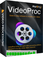 VideoProc (1 Year License for 1 Mac) discount coupon