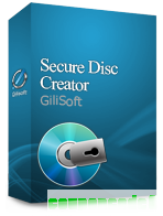 Gilisoft Secure Disc Creator  – 50 PC / Liftetime free update discount coupon