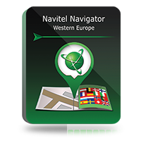 Navitel Navigator. Western Europe Win Ce discount coupon