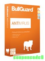 BullGuard 2020 Antivirus 1-Year 3-PCs at USD$29.95 discount coupon