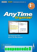 AnyTime® Organizer Standard 16 discount coupon