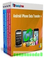 Backuptrans Android iPhone Data Transfer + (Family Edition) discount coupon
