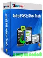Backuptrans Android SMS to iPhone Transfer (One-Time Usage) discount coupon