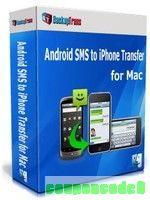 Backuptrans Android SMS to iPhone Transfer for Mac (One-Time Usage) discount coupon