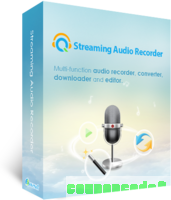 Streaming Audio Recorder Commercial License (Lifetime Subscription) discount coupon