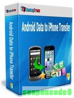 Backuptrans Android Data to iPhone Transfer (Business Edition) discount coupon