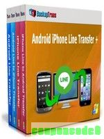 Backuptrans Android iPhone Line Transfer +(Business Edition) discount coupon