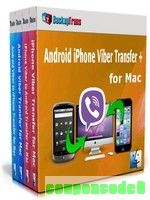 Backuptrans Android iPhone Viber Transfer + for Mac (Business Edition) discount coupon