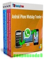 cheap Backuptrans Android iPhone WhatsApp Transfer +(Business Edition)