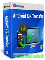 Backuptrans Android Kik Transfer (Business Edition) discount coupon