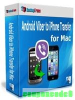 cheap Backuptrans Android Viber to iPhone Transfer for Mac (Business Edition)