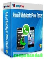 Backuptrans Android WhatsApp to iPhone Transfer (Business Edition) discount coupon