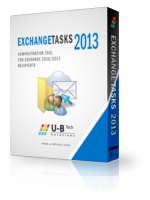 Exchange Tasks 2013 – Reporting Module discount coupon