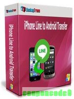 Backuptrans iPhone Line to Android Transfer (Business Edition) discount coupon