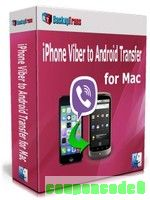 Backuptrans iPhone Viber to Android Transfer for Mac (Business Edition) discount coupon
