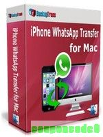 cheap Backuptrans iPhone WhatsApp Transfer for Mac (Business Edition)