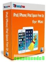 Backuptrans iPod/iPhone/iPad Space Free Up for Mac (Business Edition) discount coupon