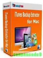 Backuptrans iTunes Backup Extractor for Mac (Business Edition) discount coupon