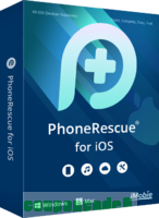 PhoneRescue for iOS – 1 Year License discount coupon