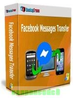 Backuptrans Facebook Messages Transfer for Windows (Family Edition) discount coupon
