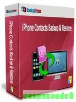 Backuptrans iPhone Contacts Backup & Restore (Family Edition) discount coupon