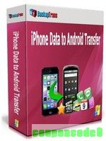 Backuptrans iPhone Data to Android Transfer (Family Edition) discount coupon