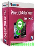 Backuptrans iPhone Line to Android Transfer for Mac (Family Edition) discount coupon