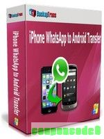 Backuptrans iPhone WhatsApp to Android Transfer(Family Edition) discount coupon