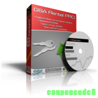 GSA Rental Pro discount coupon