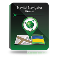 Navitel Navigator. Ukraine. GeoLife discount coupon