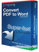 Convert PDF to Word Desktop Software discount coupon