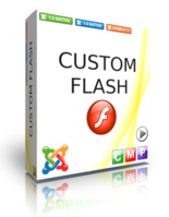Custom Flash LOGO FREE for Joomla 1.5 discount coupon
