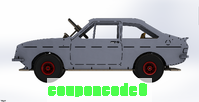 Chassis + Escort Body discount coupon