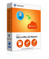 SysTools DBX Converter + Outlook to Office 365 – One License discount coupon