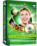 4Videosoft DVD Ripper Pour Mac discount coupon