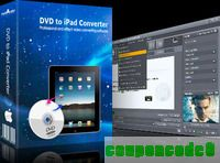 mediAvatar DVD to iPad Converter for Mac discount coupon