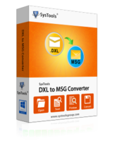 SysTools DXL to MSG Converter discount coupon