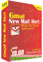 Gmail New Mail Alert discount coupon