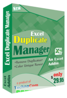 Execl Duplicate Manager discount coupon