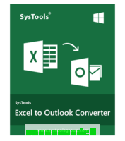 SysTools Excel to Outlook discount coupon