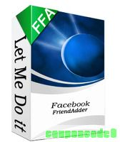 Facebook FriendAdder discount coupon