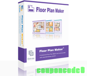 Floor Plan Maker Perpetual License discount coupon