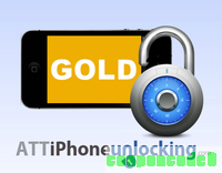 Permanent Factory Unlock for AT&T iPhone – GOLD – 1-7 Business days discount coupon